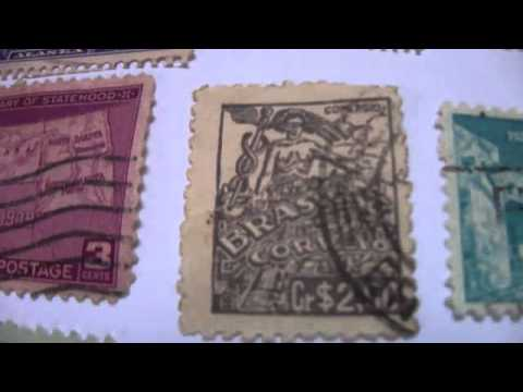 My Historical Postal Stamps That Tell A Story