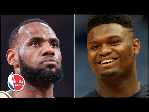 Zion Williamson Could Be The NBA's Biggest Debut Since LeBron James | NBA Countdown