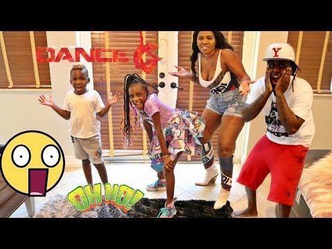 Yaya Will Not Stop Dancing