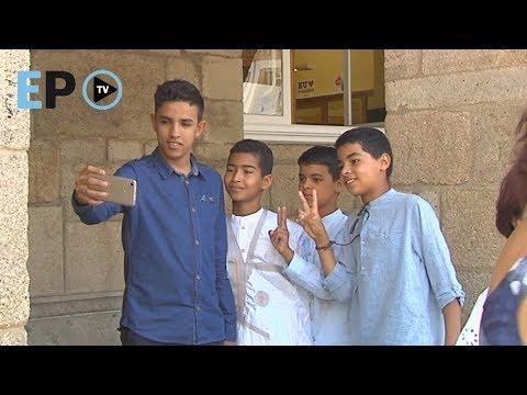 Nueve niños saharauis pasarán el verano en Lugo