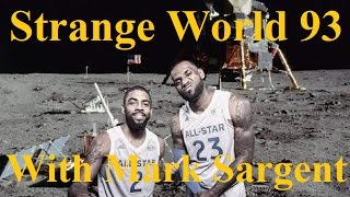 Flat Earth & The NBA - SW93 - Mark Sargent ✅