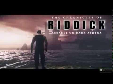 Хроники Риддика 2 (штурм Афины) игра