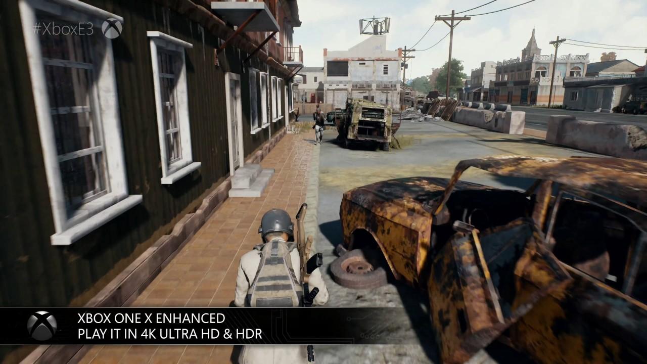 Wallpaper Playerunknown S Battlegrounds E3 2017: PlayerUnknown's Battlegrounds E3 2017 Reveal