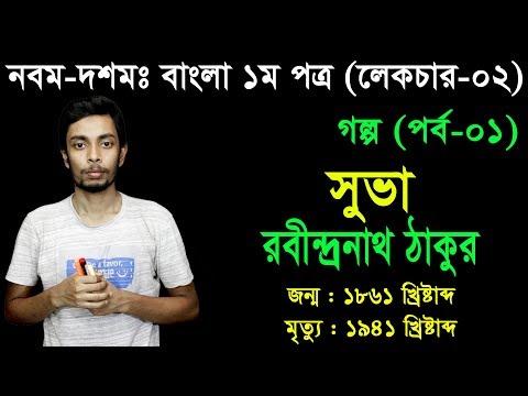 2. Nine Ten Bangla 1st Paper Goddo Suva ll SSC Goddo Suva ll Nine Goddo Suva ll Ten Suva গদ্য সুভা
