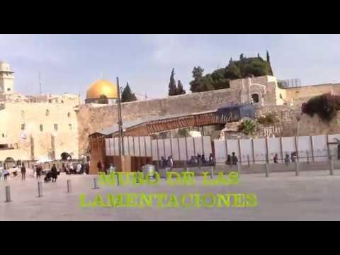 Welcome to Jerusalem - Bienvenidos a Jerusalem