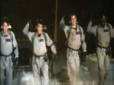 Ghostbusters Original Theatrical Trailer [1984]