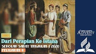 Sekolah Sabat Dewasa Triwulan 1 2020 Pelajaran 4 Dari Perapian Ke Istana (ASI)