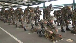 ETAP - Ecole des troupes aéroportées - Parachutisme militaire