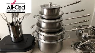 HUGE HOME HAUL | ALL CLAD | D5 Stainless Steel Set & Much More!!!