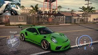 NFS Heat Porsche 911 GT3 RS 2019 Gameplay