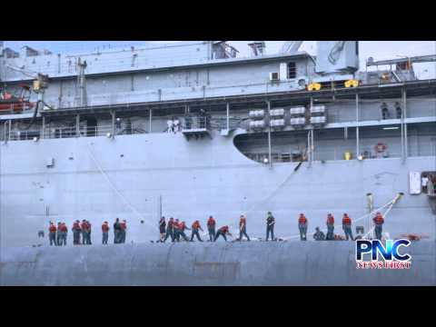 USS Emory Land to Join Frank Cable as Second Sub Tender on Guam