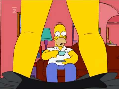 Warm Naked Pictures Of The Simpsons Scenes
