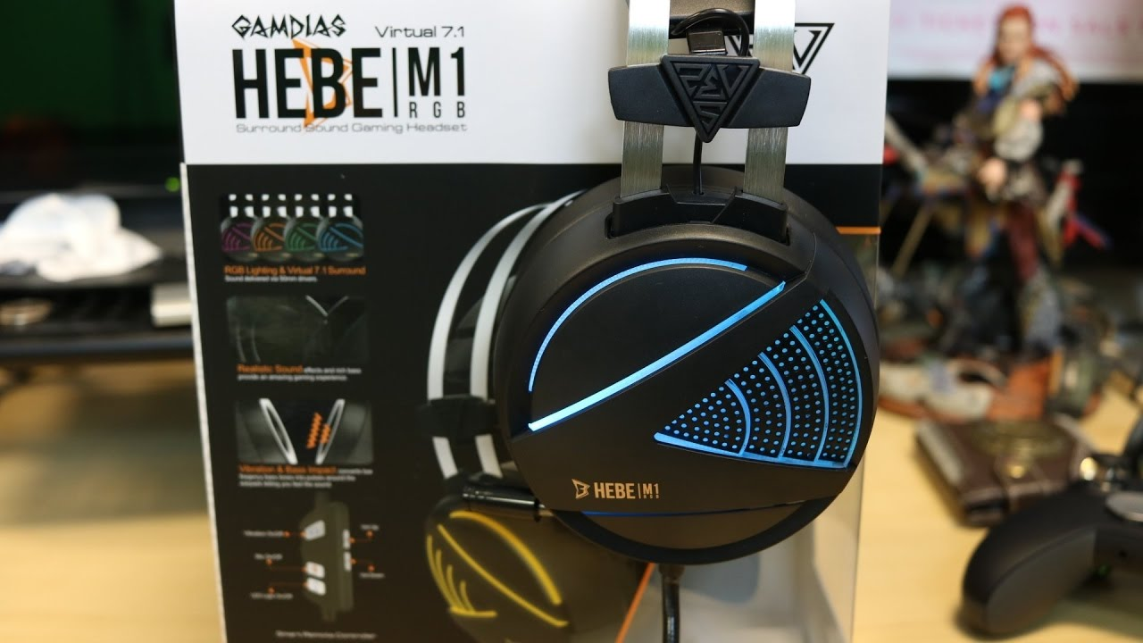 Gamdias Hebe M1 Rgb Gaming Headset Review Youtube