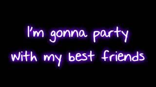Kill Paradise-Party With My Best Friends Lyrics