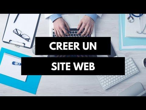 Comment créer un site web - 2016