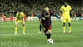 Lionel Messi - Era The Mass [HD]