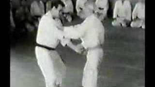 Kyuzo Mifune Demonstrating Judo thumbnail
