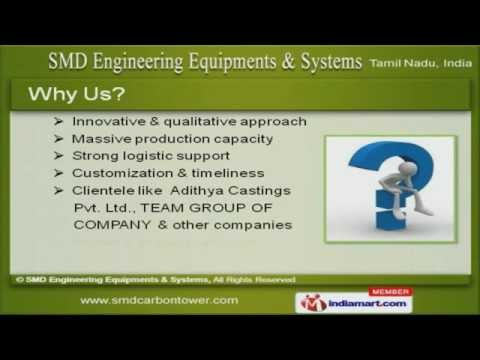 POLLUTION CONTROL EQUIPMENTS By SMD Engineering Equipments & Systems, Chennai