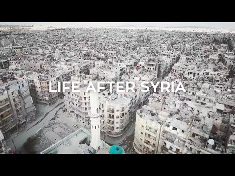 Syria Refugee Crisis: Life After Syria - Full Length Documen