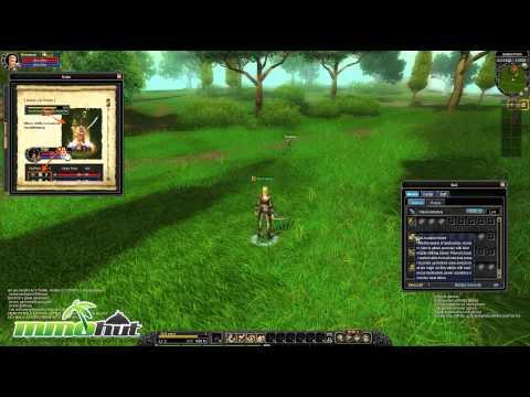 Silkroad Online Gameplay - First Look HD