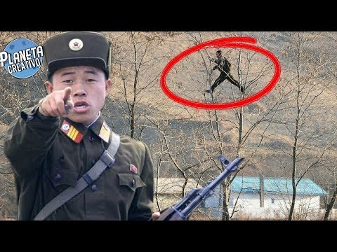 5 Maneras De Escapar De Corea del Norte | GabrielTop