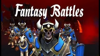 Fantasy Battles GamePlay
