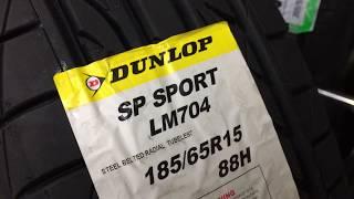 видео Dunlop SP Sport 2030