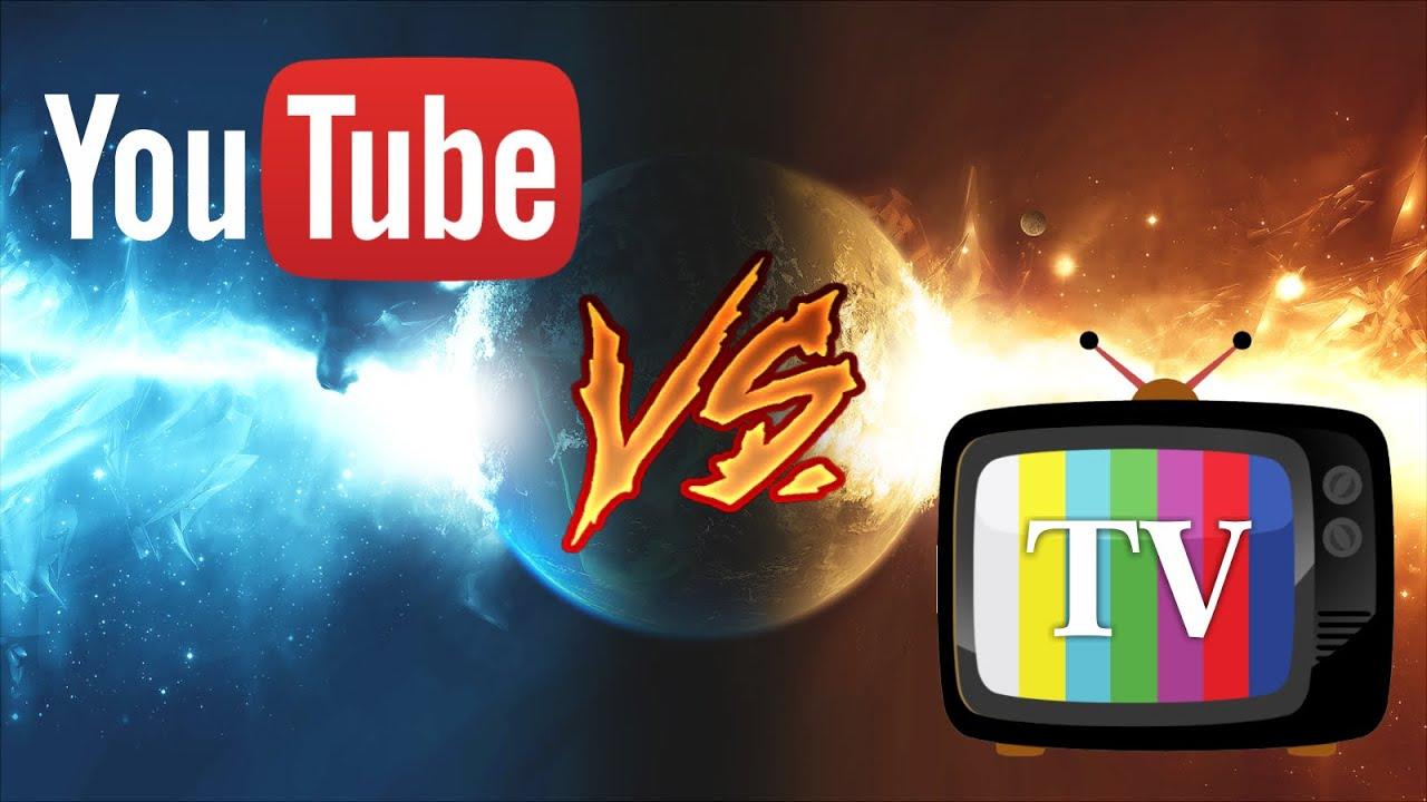 YOUTUBE vs TELEVISIÓN | Charlas Futuras #5 - YouTube