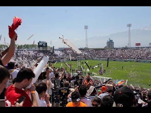 Colo Colo vs U de Chile 2-0 / Torneo Apertura 2014