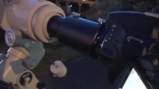 一眼レフのライブビューで惑星を撮る thumbnail