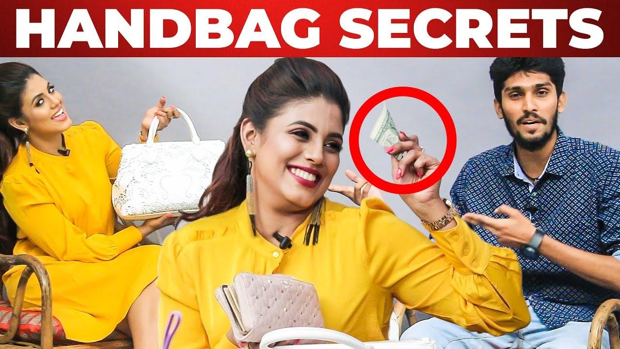 Iniya S Handbag Secrets Revealed What