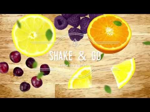 Superior Reds Lemonade   Shake and Go