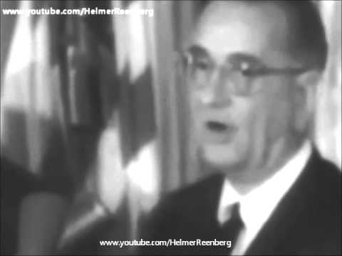 February 1, 1965 - President Lyndon B. Johnson's Remarks to US Air Forces General Curtis LeMay