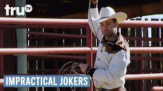 Impractical Jokers: Inside Jokes - Giddy Up, Cowboy! Video