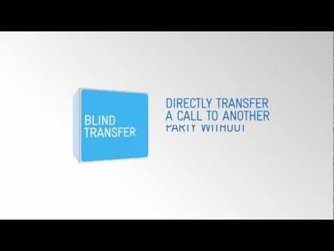 Digital Business -- How to set up Call Transfer - YouTube