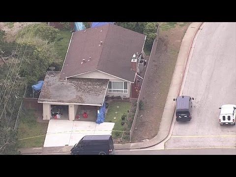 Raw Video: San Bruno Home Where Dismembered Body Found