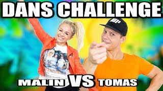 DANS CHALLENGE *TOMAS VS MALIN*