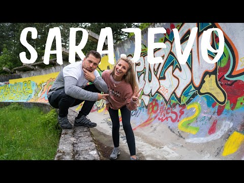 Top things to see & do in SARAJEVO, Bosnia & Herzegovina!!
