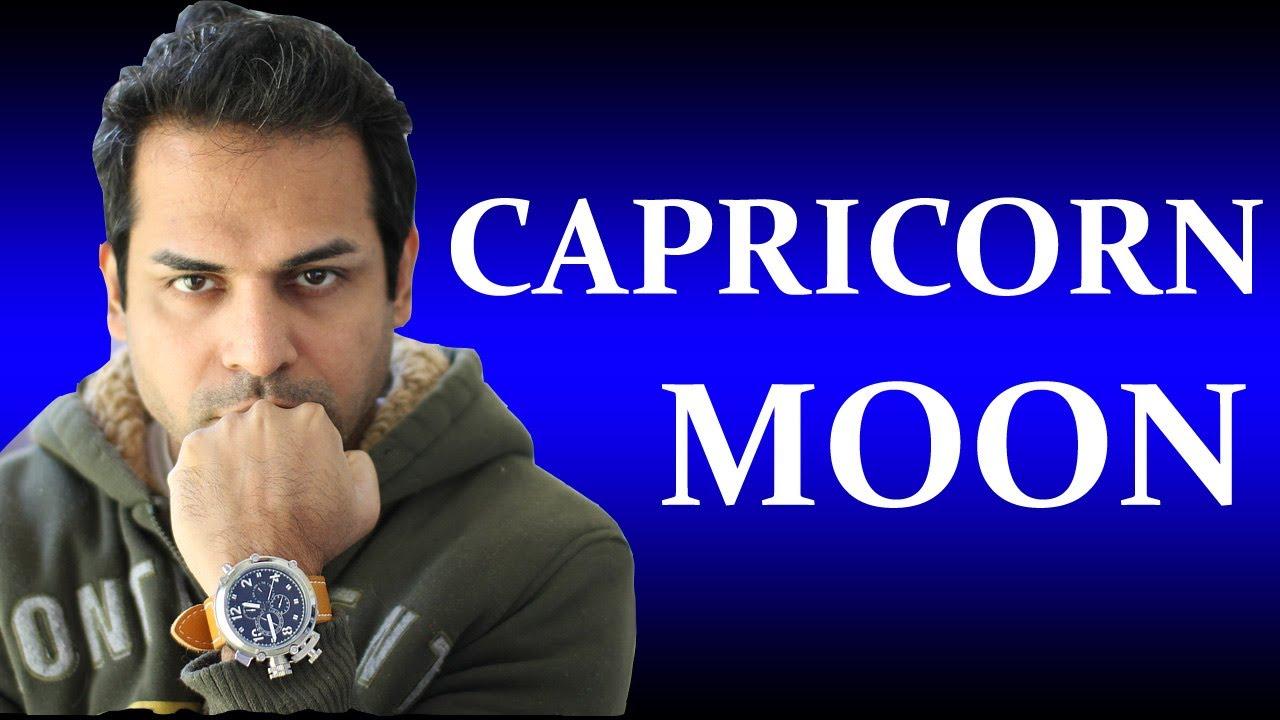 Moon In Capricorn Horoscope All About Capricorn Moon Zodiac Sign Youtube