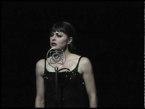 Jane leeves sings Cabaret on Broadway