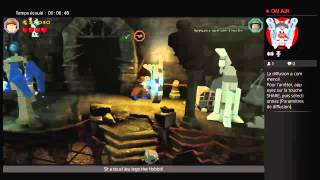 Episode 14 Lego the hobbit Diffusion PS4 en direct de jose_silva38