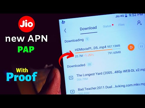 200% Working A Smart APN Setting To Increase Jio 4G Speed | How To Increase Jio 4G Speed In Hindi