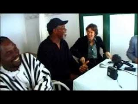 Manderlay in Cannes - Press conference - Isaach De Bankolé,Danny Glover and Willem Dafoe