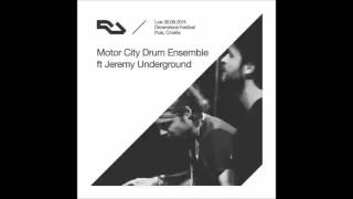 Motor City Drum Ensemble - Dimensions Festival, Croatia (30 August 2015)