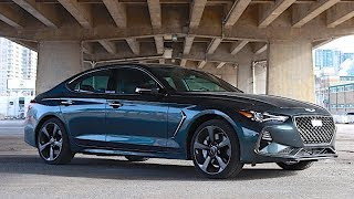 Genesis G70 Review // Mike Like
