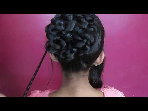 Wedding Hairstyle for Long Hair 2018