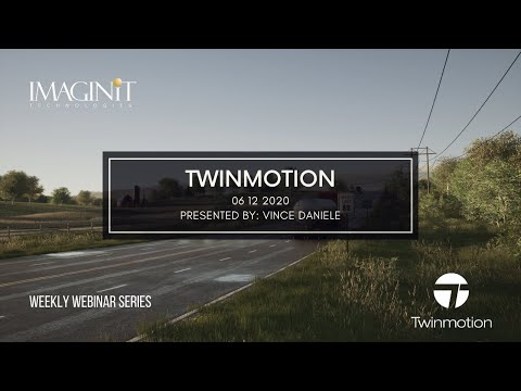 Twinmotion June 12 Meetup