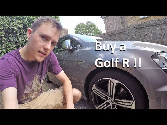 What to do when Buying a VW Mk7 Golf R !