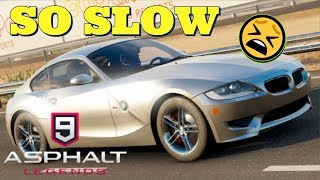 I USED THE WORST CAR IN MULTIPLAYER WITH TOUCHDRIVE ON *Asphalt 9 Funny Commentary Video*