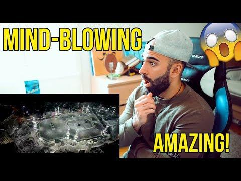 DANISH GUY REACTS TO Azan/Call To Prayer In Mecca - AMAZING!